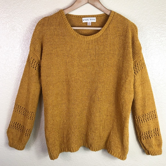 Knox Rose | Soft Chenille Sweater